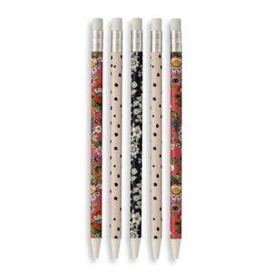 ⭕5/$25⭕Vera Bradley Coral Floral Medley Pencil Set